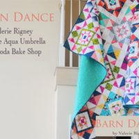 Barn Dance Quilt free pattern - 2 reasons to do!