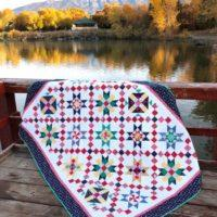 Free Sampler Quilt Tutorial from  Riley Blake and Amy Smart