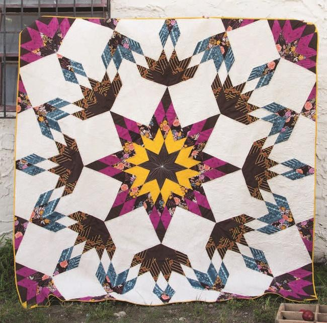 Stardust Quilting free pattern 2020