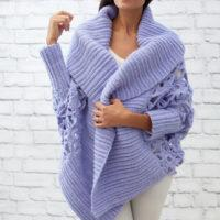 Crochet Jacket Free Pattern to do in 2020