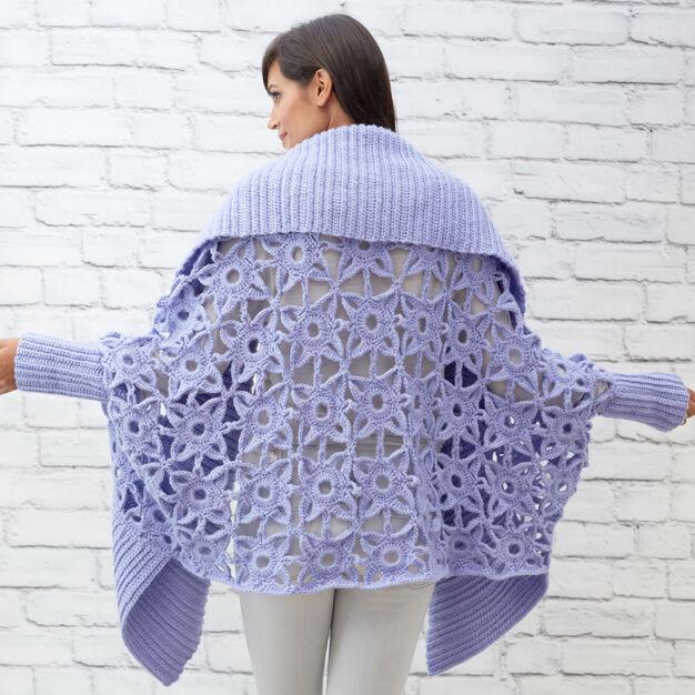 Crochet Jacket Free Pattern to do in 2020