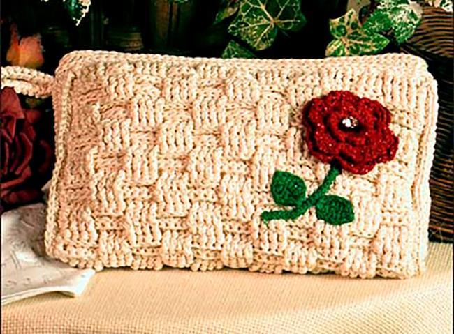 Crochet Bags Free Patterns 08 free PDF