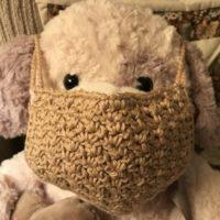 Crochet Face Mask Free Pattern 2020