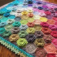 Happy Little Tree Blanket Pattern - * Ideas for 2020 *