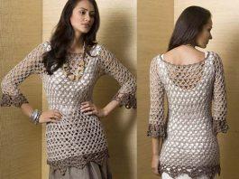 Miraval Tunic Free Pattern by Doris Chan