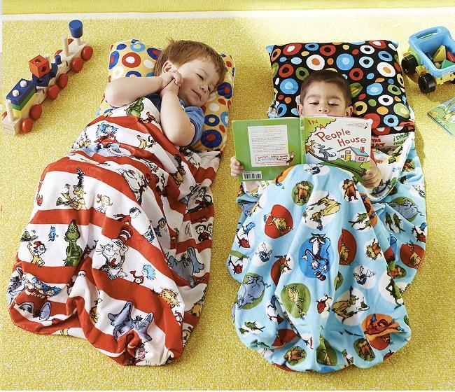 All in one sleep bag