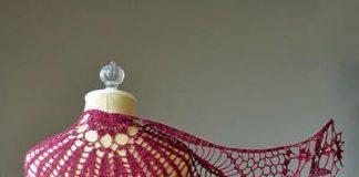 Corona Shawl free pattern