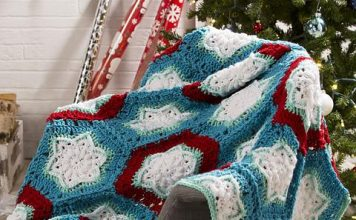 blizzard blanket free patterns
