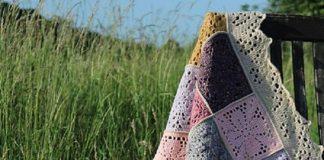 Crochet Blanket Natures Walk Blanket