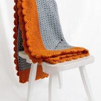 Crocheted Starburst Baby Blanket - Perfect Idea 2020