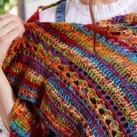 Garden Trellis Shawl Free Patterns 2020