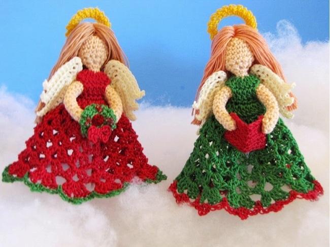 Little Angels Ornaments Materials