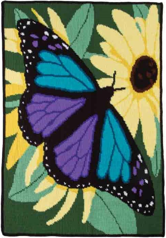 Butterfly Special Crochet Free Pattern