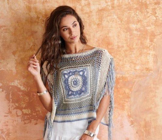 Crochet Top Free Pattern