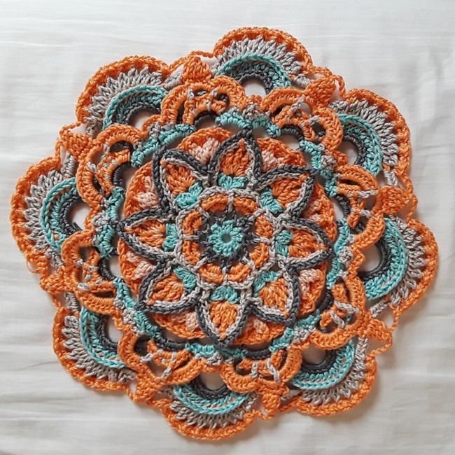 Satu Mandala Crochet Patterns