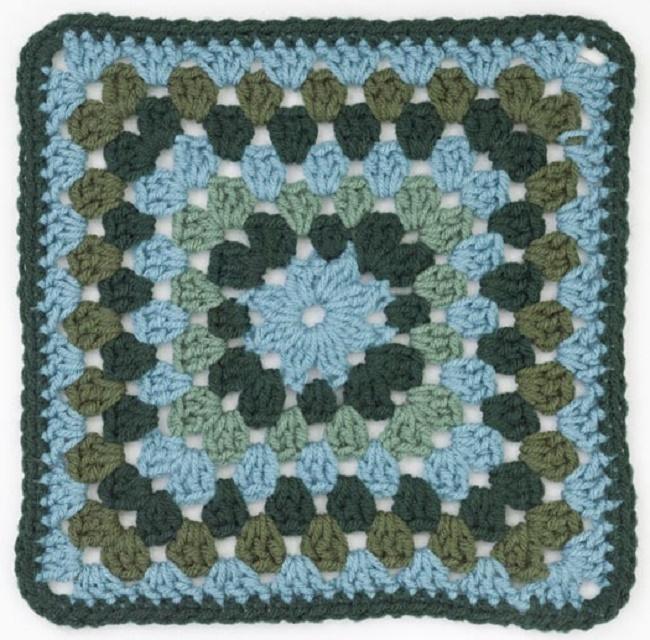 Crochet Sampler Afghan Free Pattern
