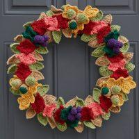 Christmas Wreath Free Patterns 2020