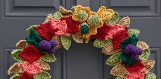 Christmas Wreath Free Patterns