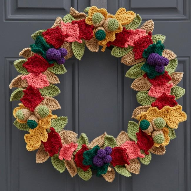 Christmas Wreath Free Patterns