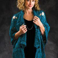 Crochet Peacock Shawl Pattern Free 2020