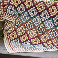 Granny Square Crochet Blanket Pattern Free for 2021