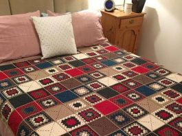 The Crochet Big Bold Blanket Pattern Free