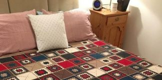 The Crochet Big Bold Blanket Pattern Free